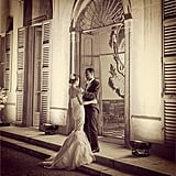 Stars love to share on social media, and their nuptials are no exception! See all the celebrities who have shared shots of their weddings on Instagram, Twitter, and other sites. Shenae Grimes, Kristin Cavallari, and Aaron Paul are just a few of the stars who have posted personal photos from their celebrations.  Source: Instagram user chrissyteigen