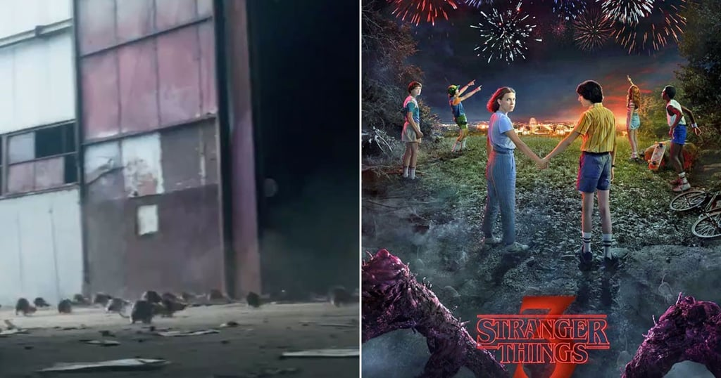 Stranger Things Season 3 Rat Teaser Video