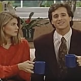 Danny Tanner, Full House Job: broadcast journalist Median annual salary: $50,707 Hopefully he makes a bit more than this in San Francisco, since owning that gorgeous Bay Area property is not cheap!
