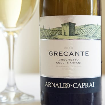 2010 Arnaldo Caprai Grecante Grechetto dei Colli Martani Review