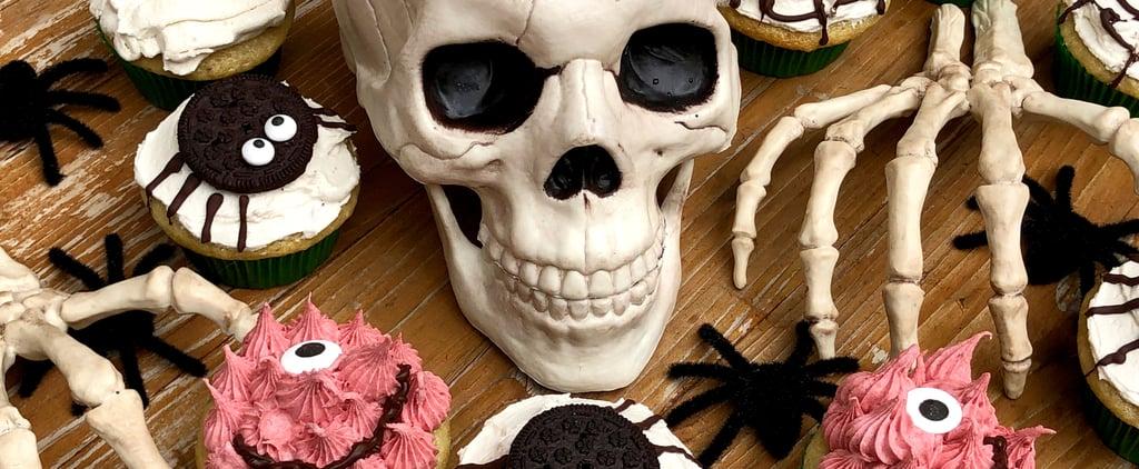 Vegan Halloween Cupcake Recipe and Spooky Decorating Ideas