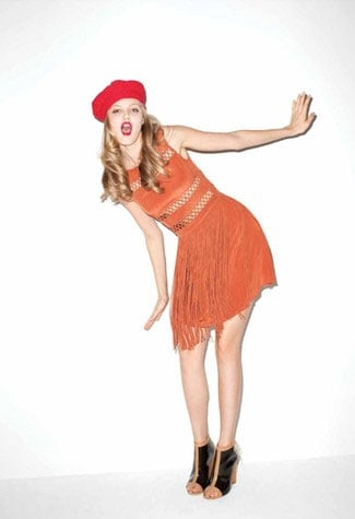 Terry Richardson Gets The Goofball Out Of Lindsey Wixson