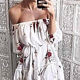 Sunmoot Floral Dress