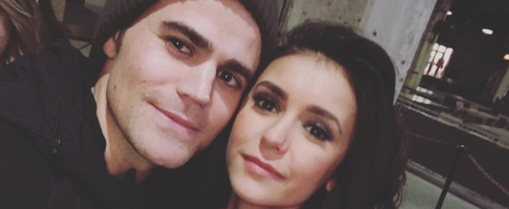 The Vampire Diaries Cast Unleashed Some Bittersweet Pictures Ahead of the Finale