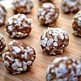 Vegan: No-Bake Peanut Butter Balls