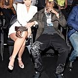 Kylie Jenner and Travis Scott, 2018