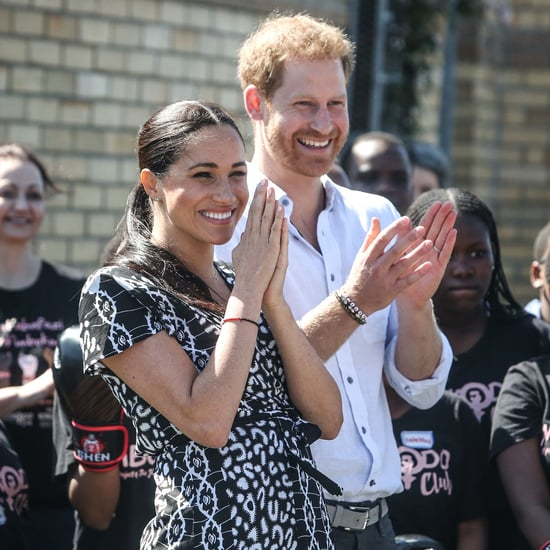 Meghan Markle and Prince Harry's Matching Justice Bracelets