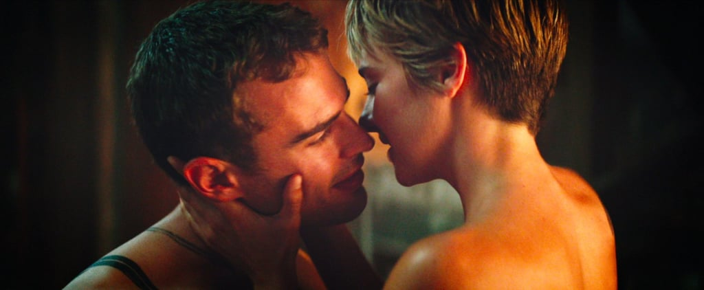 Theo James Sexy Onscreen Moments