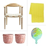 This month, POPSUGAR Home is infusing modern beach-house style into your home with simple silhouettes, bold colors, and hand-crafted details. Whether you're shopping for mid-Summer bargains or that special investment piece, you'll want in on these finds!