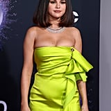Selena Gomez's Manicure at the American Music Awards 2019