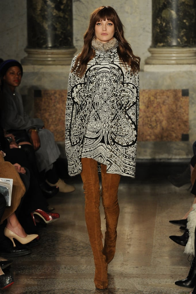 2013 Autumn Winter Milan Fashion Week: Emilio Pucci