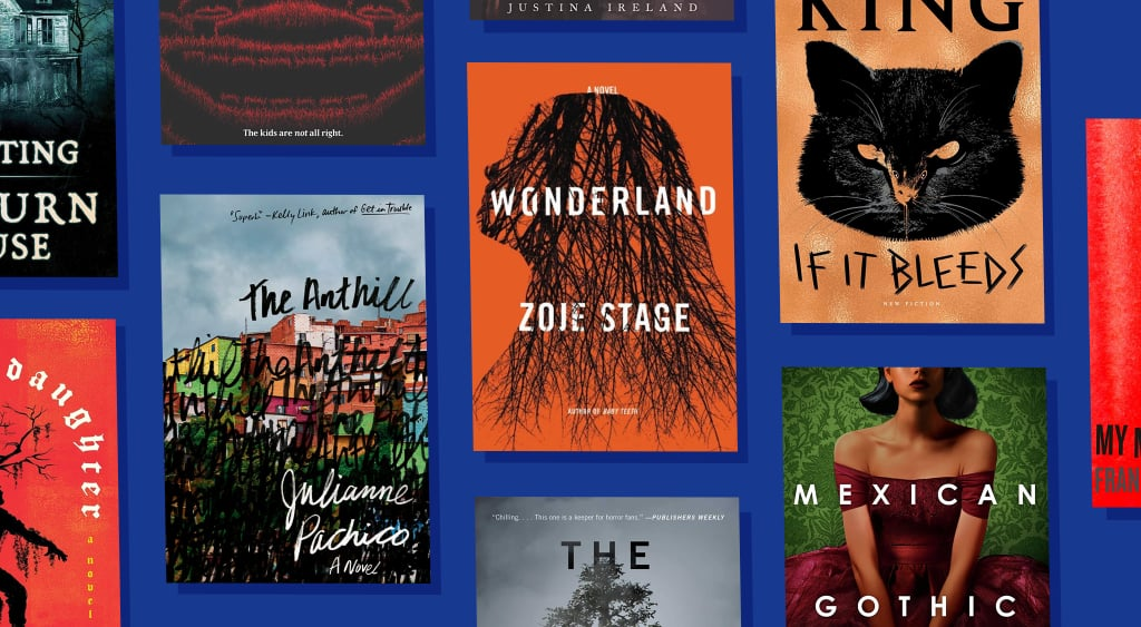 The Best New Scary Books 2020