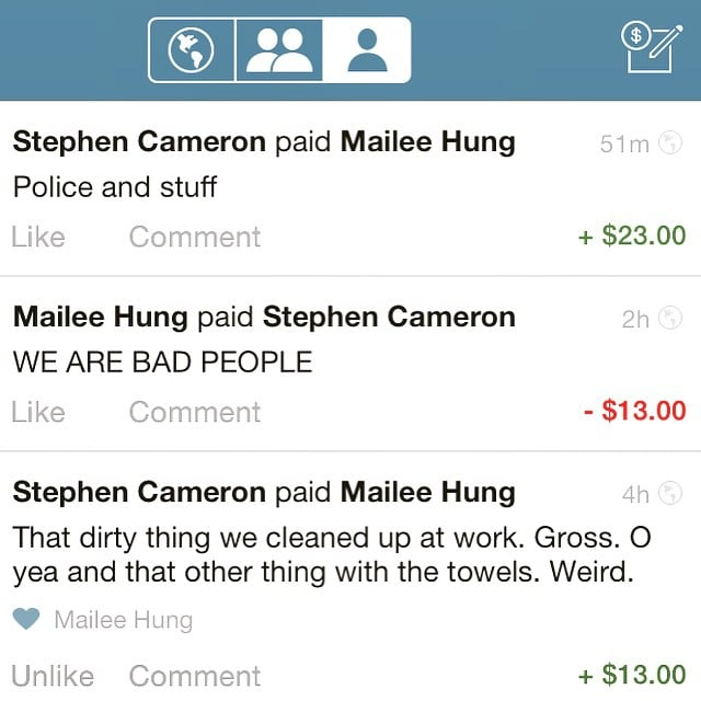 Hilarious Venmo Payments | POPSUGAR Tech