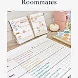 The Best Cleaning-Schedule Templates For Roommates
