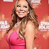 Mariah Carey and Bryan Tanaka at VH1 Divas 2016 Holiday