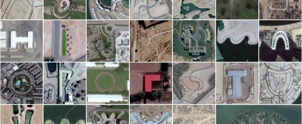 Google Earth Alphabet Dubai