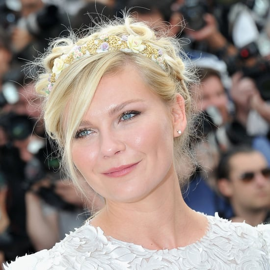 Kirsten Dunst Cannes Beauty Look