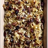 Fresh: Pecan-Cranberry Noodle Kugel