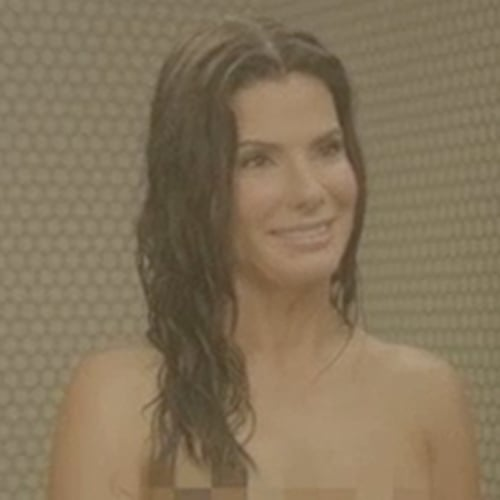 Sandra Bullock Naked in the Shower With Chelsea Handler | Video