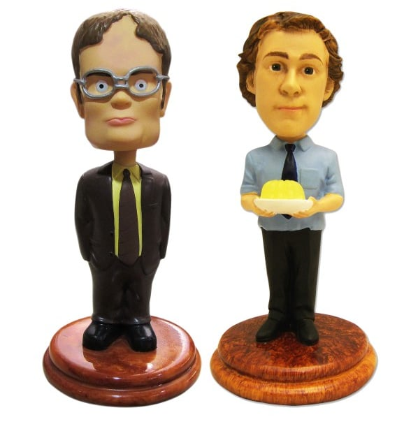 The Office Frenemies Bobblehead Set ($30)