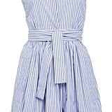 Nail two trends (stripes and ruffles) in one with a mini dress by Alexis Briley ($585).