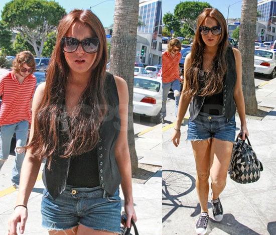 Lindsay Lohan's Nude Photos Sell New York Magazine Really Well