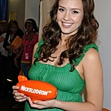 Jessica Alba With Curly Hair 2008