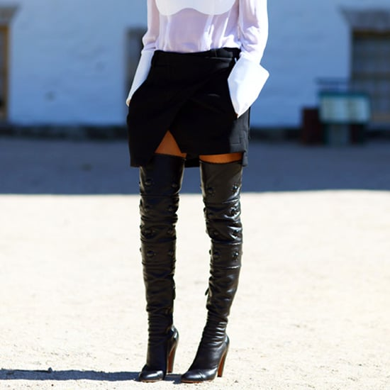 Best Over-the-Knee Boots For Fall 2012