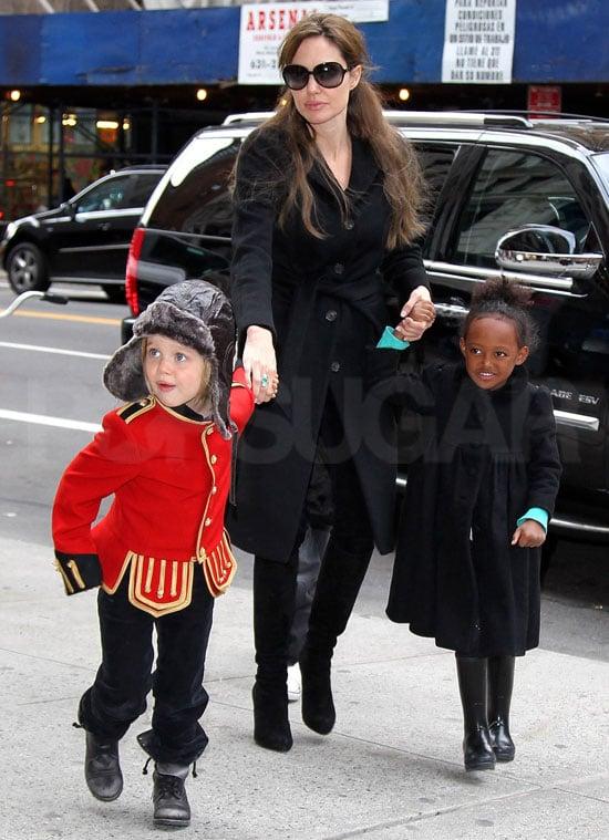 Pictures of Big Jolie-Pitt Kids
