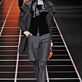 Review and Pictures of Giorgio Armani Autumn Winter 2012 Milan Fashion Week Runway Show