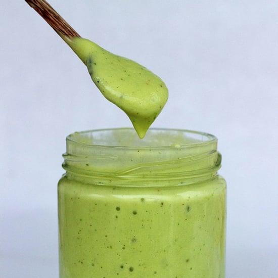 Creamy Avocado Dressing Recipe