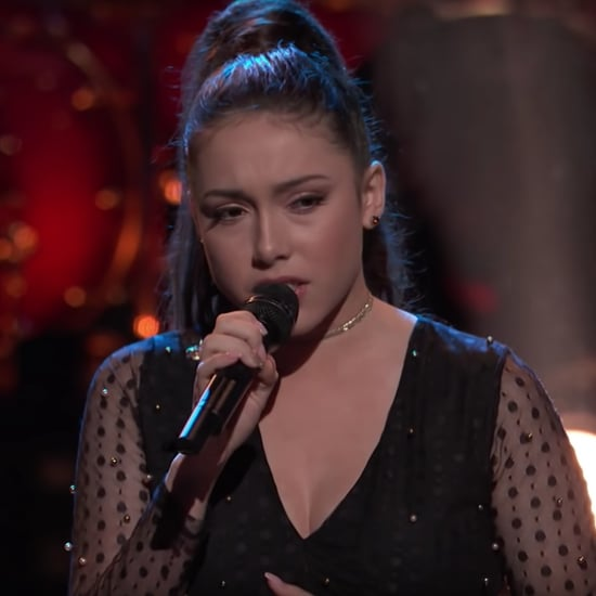"Damali Singing ""Sober"" For The Voice's Knockout Round Video"