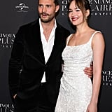 Dakota Johnson and Jamie Dornan Fifty Shades Freed Premieres