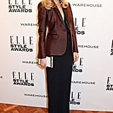 Her best mates at Burberry fitted Suki out for the Elle Style Awards in February 2014.