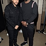 The Weeknd and Diddy