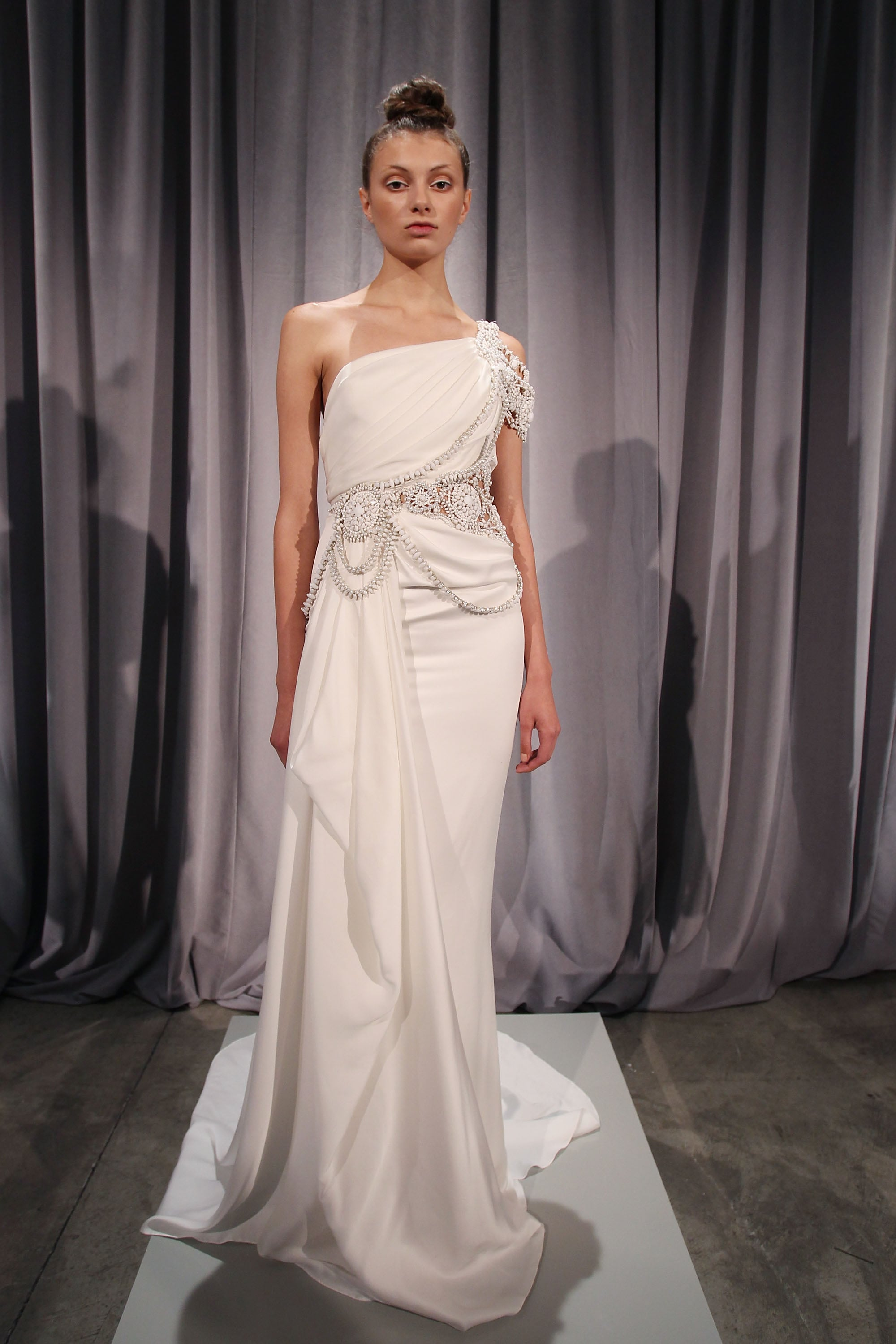 Photos From the 2011 Spring Marchesa Collection 2010-09-15 ...
