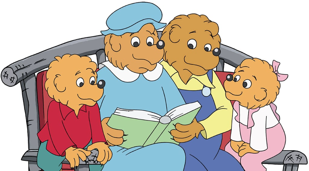Age 3: Big Book of the Berenstain Bears
