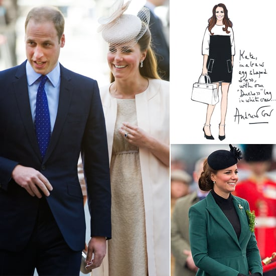 Royal Baby Roundup: Kate's Appearances, Expert Insights, and More!