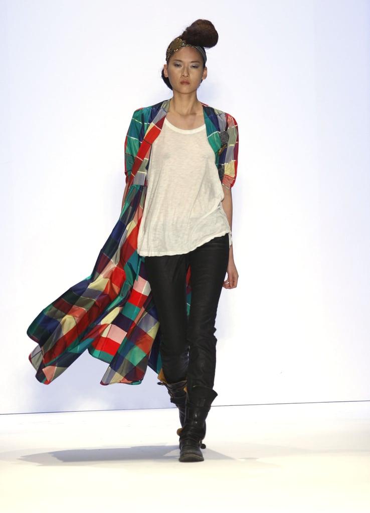 New York Fashion Week, Fall 2008: Sass & Bide