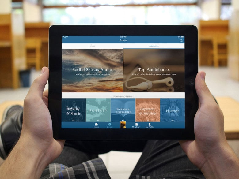 Scribd Ebooks