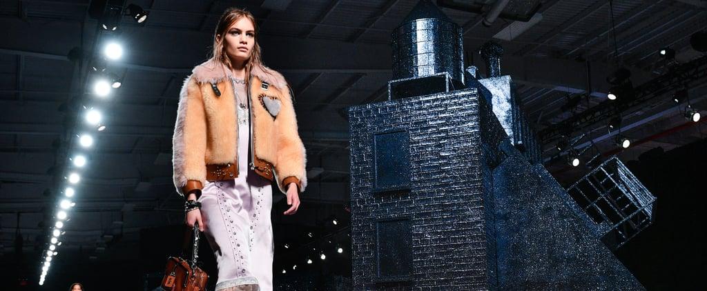 Danish Model Nina Marker Is Ruling the Runway at Fashion Week