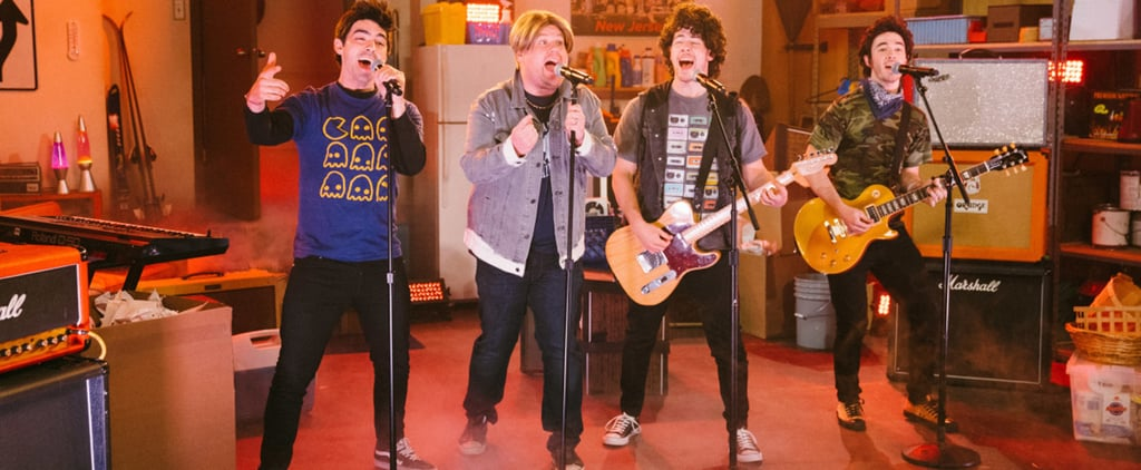 "Jonas Brothers Perform ""Year 2019"" on Corden Video"