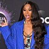 Ciara at the 2019 American Music Awards