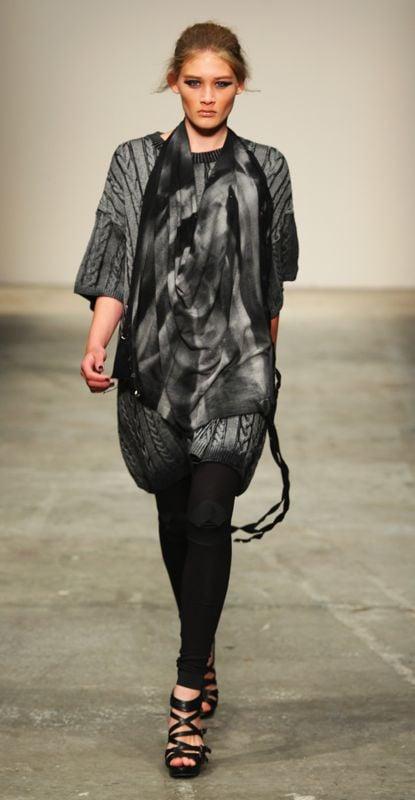 Air New Zealand Fashion Week 2008: AgResearch