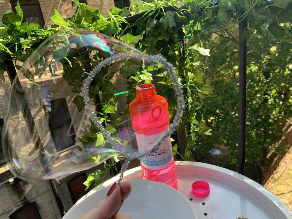 How to DIY a Bubble Wand