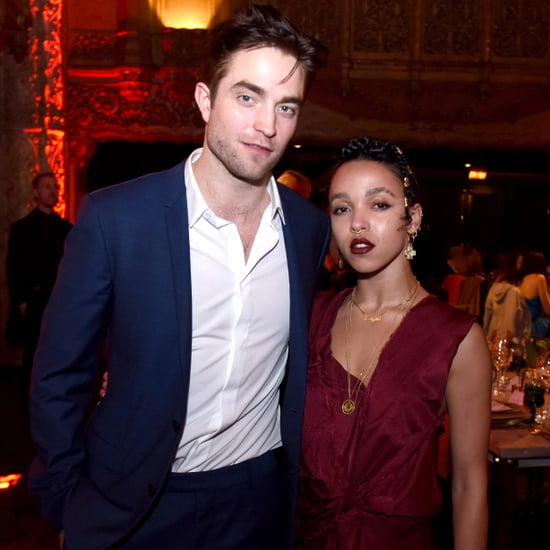 Robert Pattinson and FKA Twigs at LA Dance Project Gala 2016