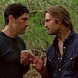 Jack, Sawyer, Jin, Desmond, Boone, and/or Sayid — LOST