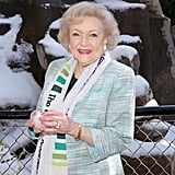 "Betty ""White Out"" Tour at the LA Zoo, 2012"
