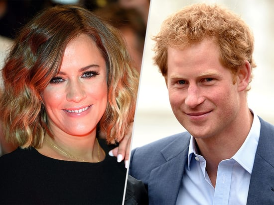 Harry Styles' Ex-Girlfriend Opens Up About Her Rumored Romance with Prince Harry