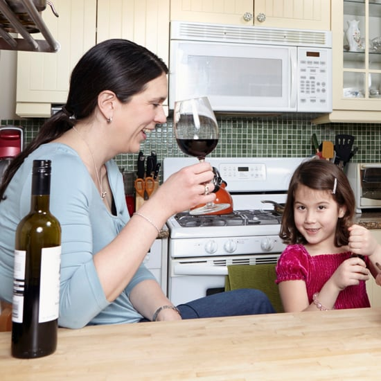 Letting Kids Taste Wine